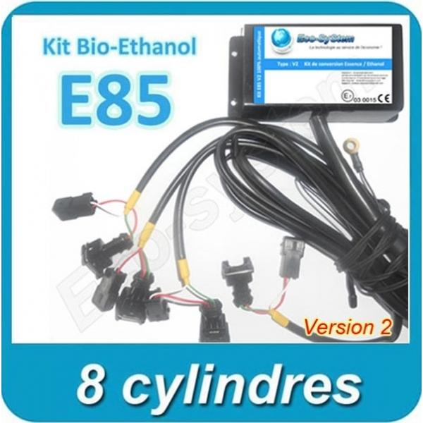 kit e85 8 cyl v2 injection multipoint eco system. Black Bedroom Furniture Sets. Home Design Ideas