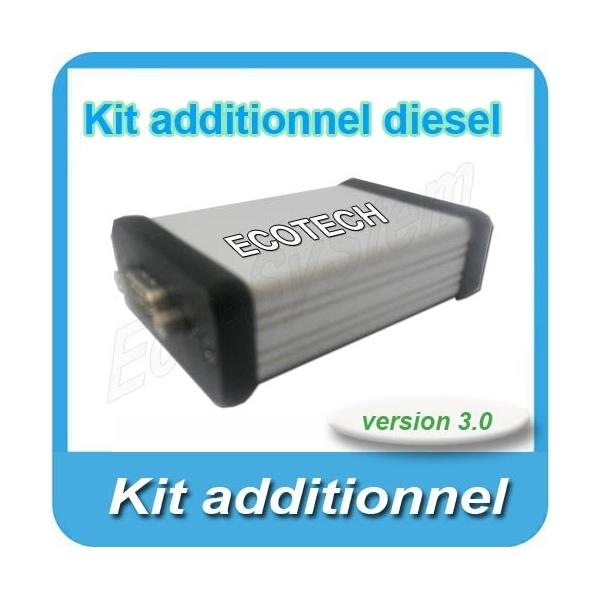 kit additionnel diesel v3 eco system. Black Bedroom Furniture Sets. Home Design Ideas