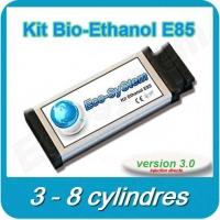 Kit E85 3-8 cylindres v3 injection directe (TFSI, TSI, FSI, THP, CGI, GDI, ...).
